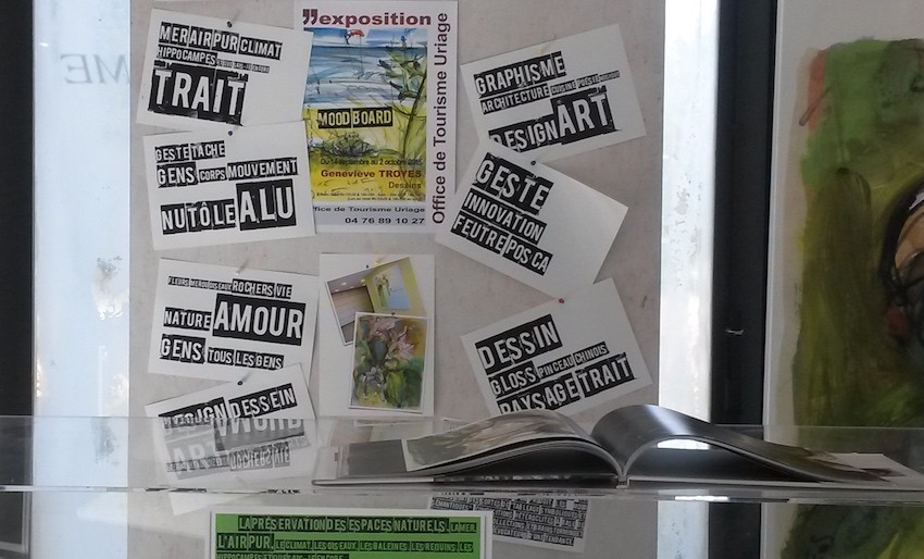 Permalien vers:Expo « MOOD BOARD » 2015 à Uriage