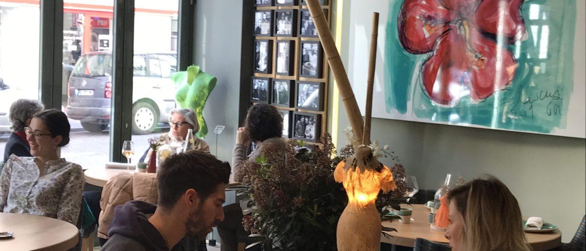 Permalien vers:LYON 2019, «CUISINE ET DÉPENDANCES», chez Fabrice Bonnot, 68 rue de la charité.