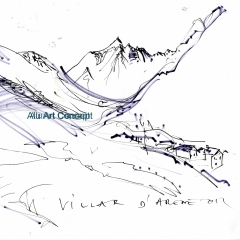 Villard d'Arène